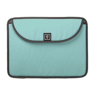 Sea Green Sleeves For MacBooks