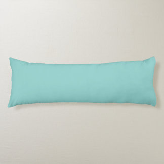 """""""Sea Green"""" Body Pillow"""