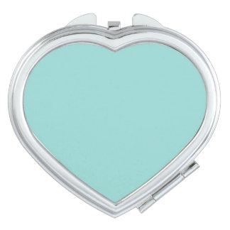 Sea Green Compact Mirror