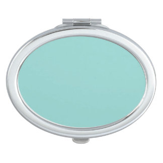 Sea Green Mirror For Makeup