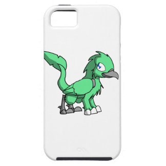 Sea Green SD Reptilian Bird Dragon iPhone 5 Covers