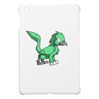 Sea Green SD Reptilian Bird Dragon Cover For The iPad Mini