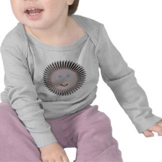 sea-hedgehog sea urchin shirts