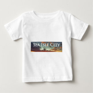 SEA ISLE CITY WEATHER SERIES - NEW ITEMS! BABY T-Shirt