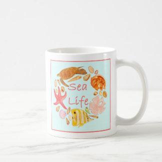 Sea Life Coffee Mug