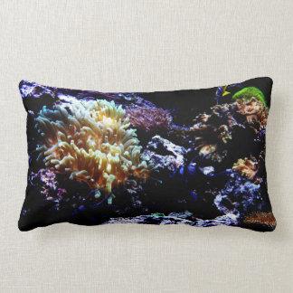 sea life lumbar cushion