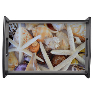 Sea Life Menagerie Serving Tray