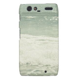 Sea Mint green Motorola Droid RAZR Cases
