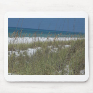 Sea Oats and Waves Mouse Pad