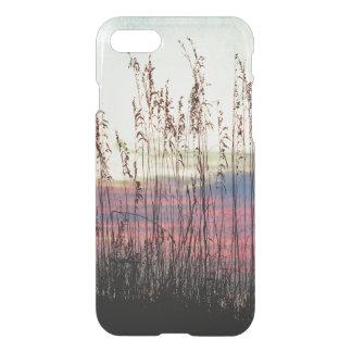 Sea Oats at Sunrise iPhone 7 Case