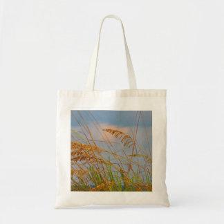 Sea Oats Canvas Bags