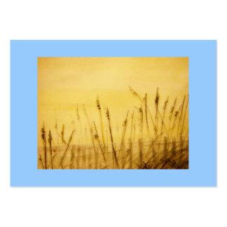 sea oats business card