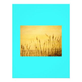sea oats flyer design