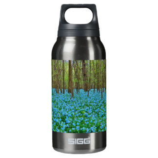 Sea of Blubells Insulated Water Bottle