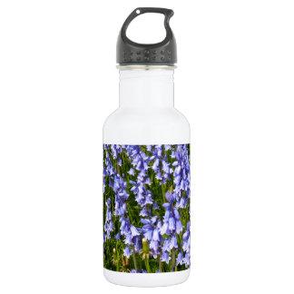 Sea of bluebells 532 ml water bottle