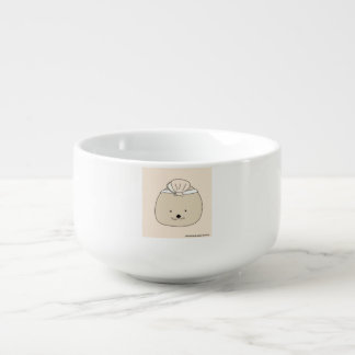 """Sea otter """"and others -"""" soup magnet soup mug"""
