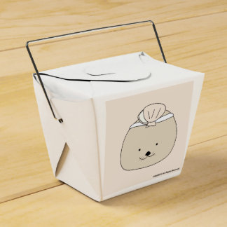 "Sea otter ""and others -"" teikuautobatsugu favour boxes"