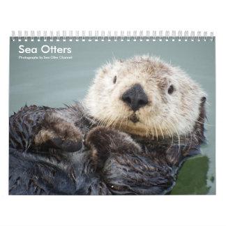 Sea Otter Channel Calendar #1