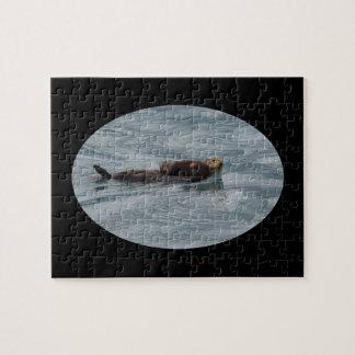 sea otter jigsaw puzzle