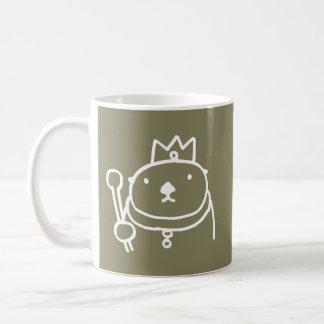 Sea Otter King & Queen color Coffee Mug