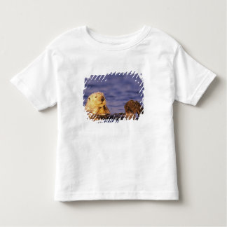 Sea Otters, Enhydra lutris 4 Toddler T-Shirt
