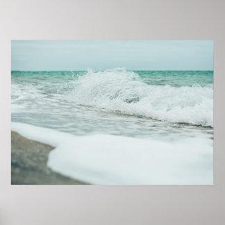 """sea salt"" poster"