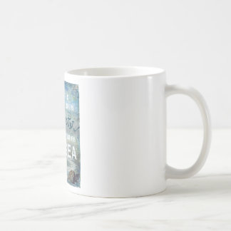 Sea Salt Water   Beach Ocean Basic White Mug
