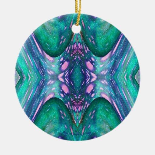 Sea Serpent Ornaments