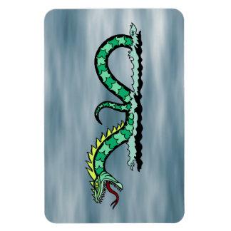 Sea Serpent Flexible Magnet