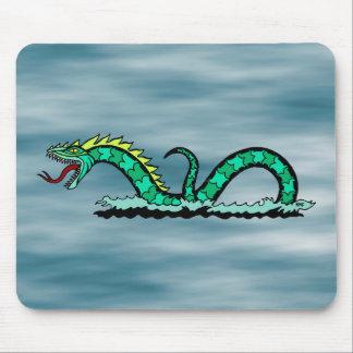 Sea Serpent Mousepad