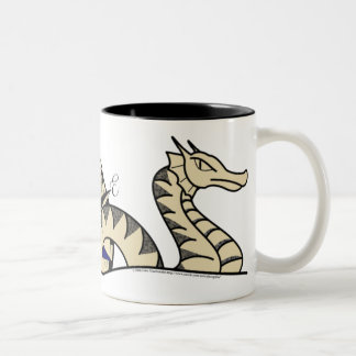 Sea Serpent - Mug