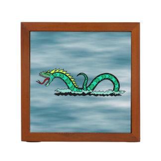 Sea Serpent Pencil/Pen Holder
