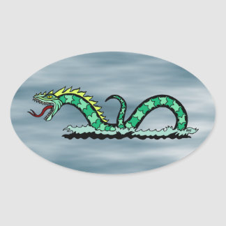 Sea Serpent Stickers