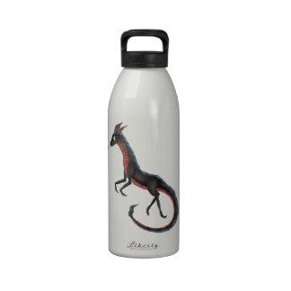 Sea Serpent Reusable Water Bottle