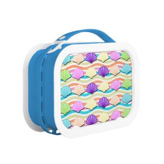 Sea Shells Lunch Box