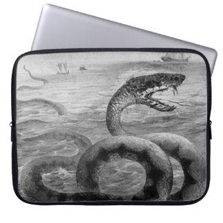 Sea Snake/Serpent Laptop Sleeves