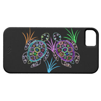 Sea Turtle Glow Barely There iPhone 5 Case