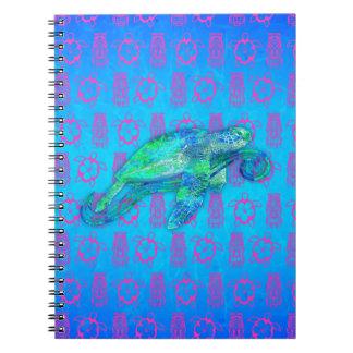 Sea Turtle Graphic Spiral Notebook