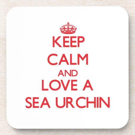 Sea Urchin Coaster