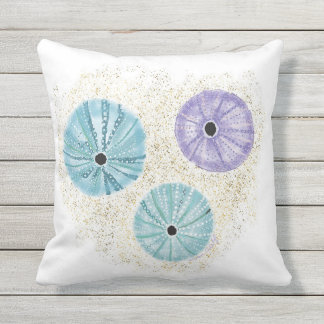 Sea urchin pillow