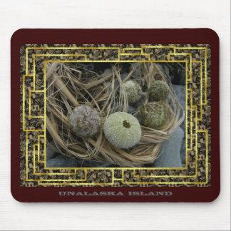Sea Urchin Shells, Unalaska Island Mouse Pad