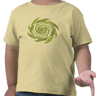 Sea Weed Swirl Shirt
