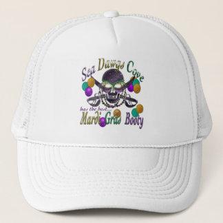 SeaDawgs Cove & Mardi Gras Trucker Hat