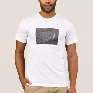 Seagull on the Beach T-Shirt
