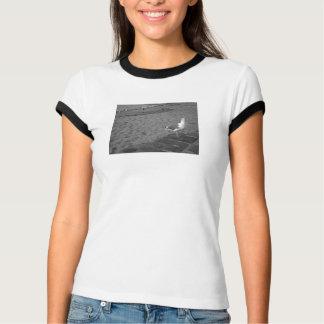 Seagull on the Beach Tee Shirts
