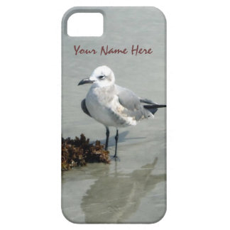 Seagull with Seaweed Custom Barely There iPhone 5 Case