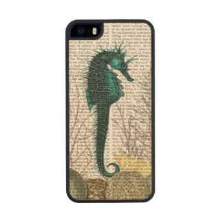 SeaHorse and Sea Urchins 2