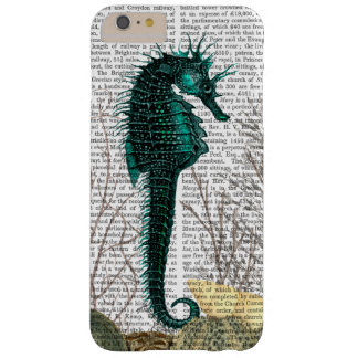 SeaHorse and Sea Urchins 2 Barely There iPhone 6 Plus Case