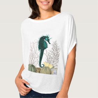 SeaHorse and Sea Urchins 2 T-Shirt