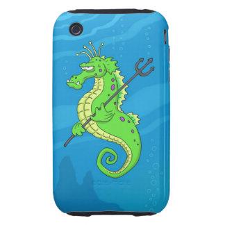 Seahorse Guard iPhone 3 Tough Case